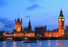 Great places to live in London