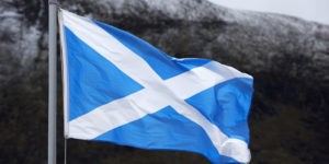 scots flag