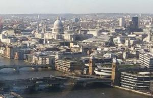 city of london (st pauls)