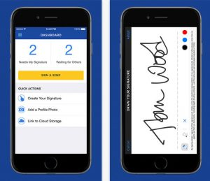 DocuSign-Screenshots
