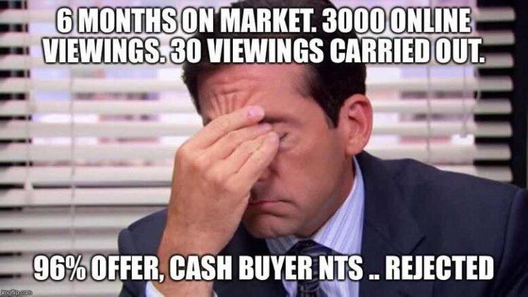 Estate Agent Memes