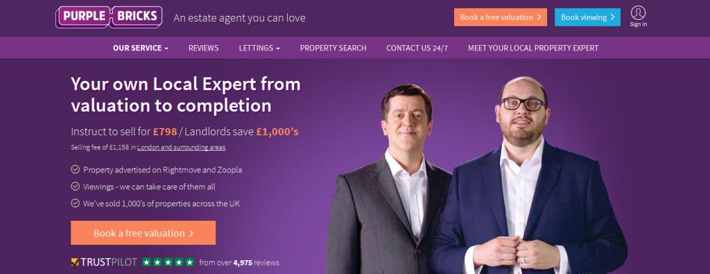 purple bricks Online Agent