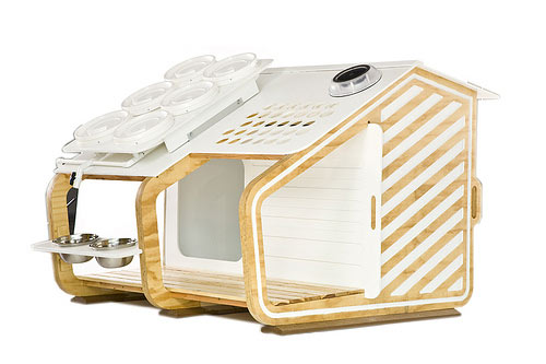 10 Luxury Outdoor And Indoor Dog House Ideas For Your Pet