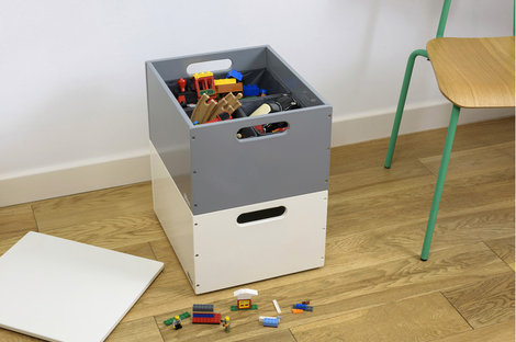 tidy boxes
