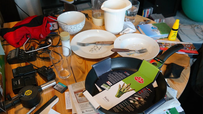Top Tips For Decluttering Your Home Ready For Selling