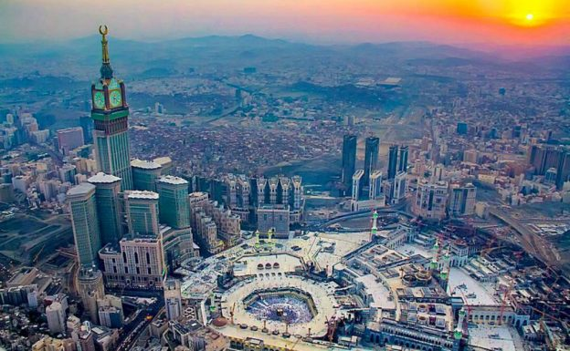Bougary Holding sign 1,200-room Crowne Plaza, to open in Makkah, Saudi Arabia