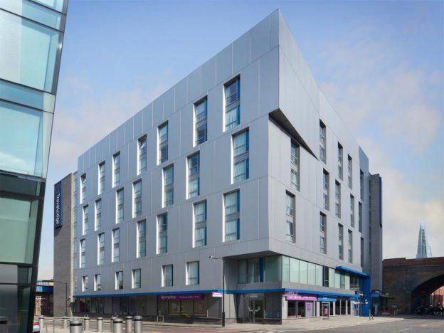 Lothbury Investment Management Buys 202 room Travelodge, Southwark, London