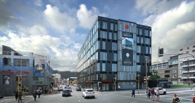 Ramada Inns, Wellington