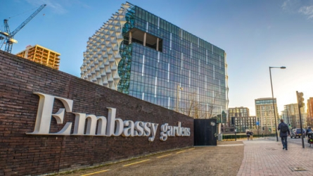 Embassy Gardens, London