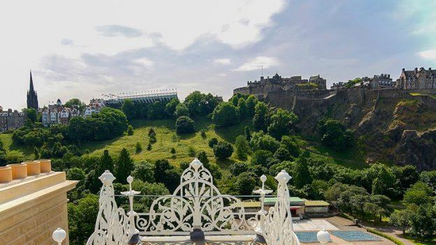 Red Carnation Edinburgh