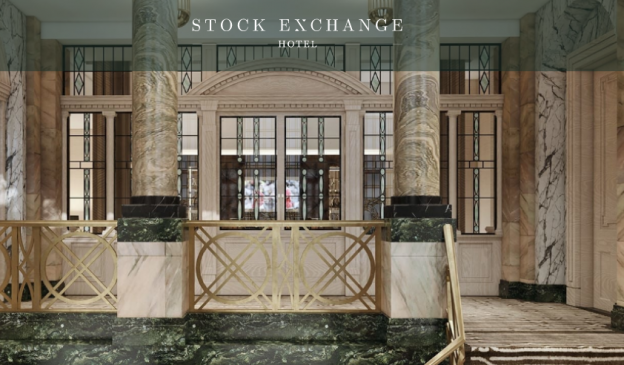 Stock Exchange Hotel, Manchester