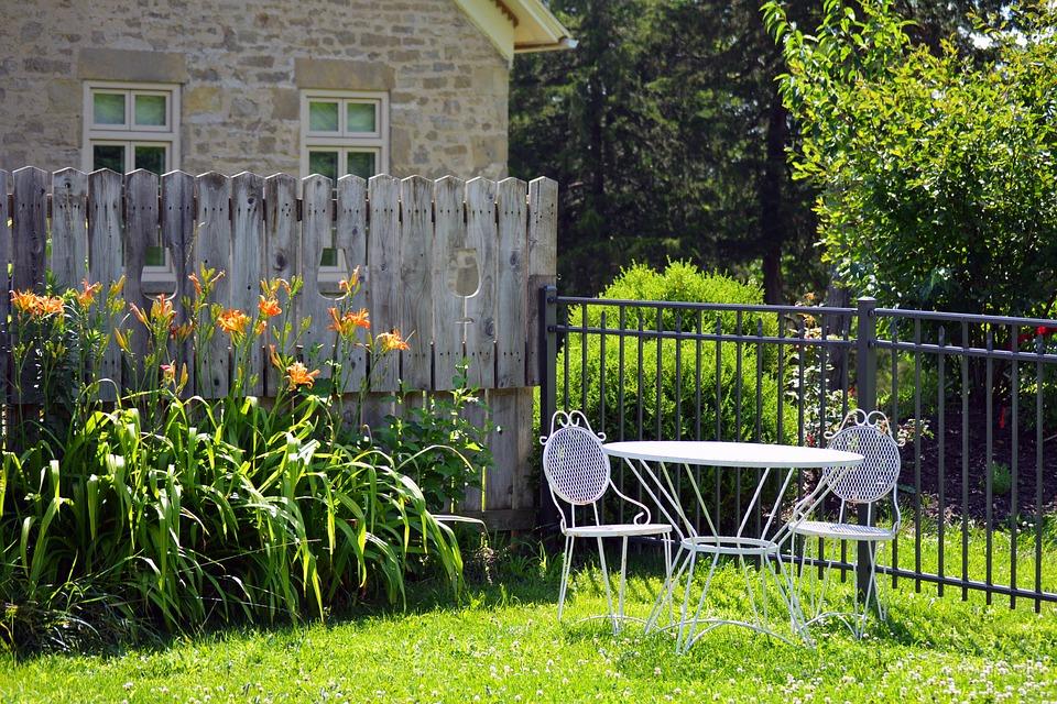 garden look loved