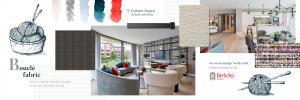 Bouclé Fabric home trend