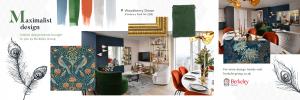 Maximalist Design home trend