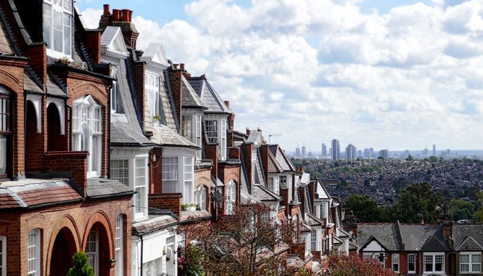 Buying a house in London