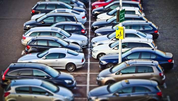 car park security