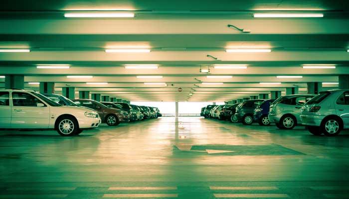commercial car parks