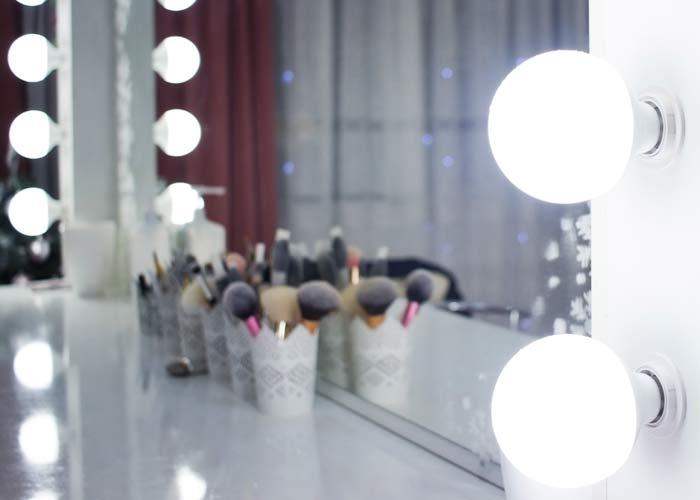 Luxury Vanity Lights In bathroom