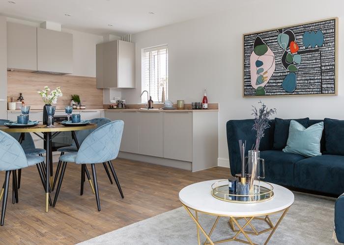 The Arbour Development - Kitchen
